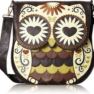 Rare Super Adorable Owl Purse in Great Condition